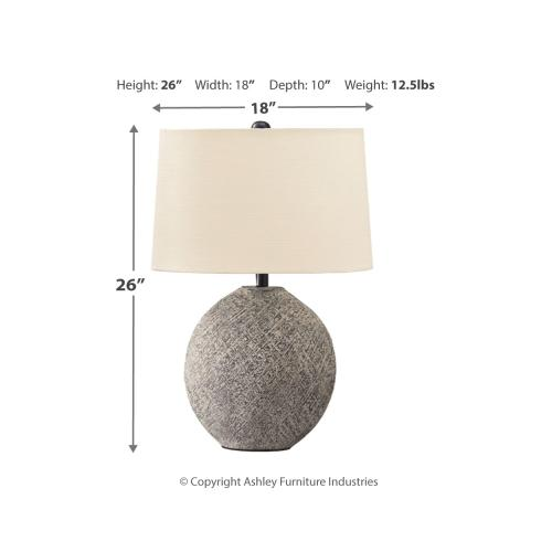 Paper Table Lamp (1/CN)