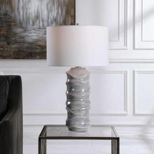 Waves Table Lamp