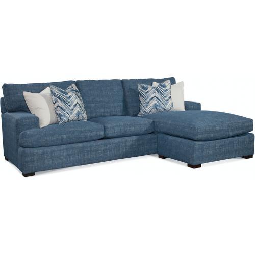 Braxton Culler Inc - Cambria Estate Sofa with Reversible Ottoman