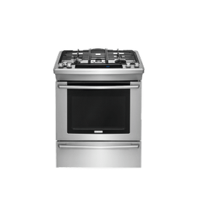 SCRATCH AND DENT   30'' Dual-Fuel Built-In Range with Wave-Touch® Controls