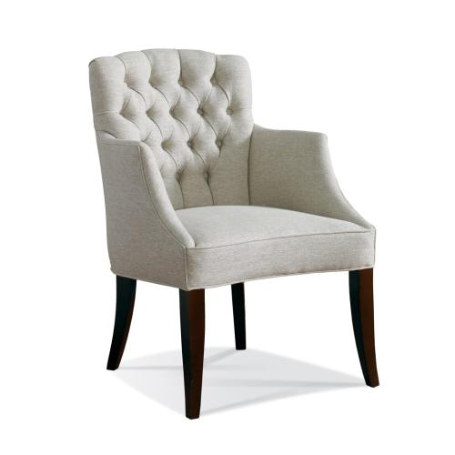 Tufted Accent Chair