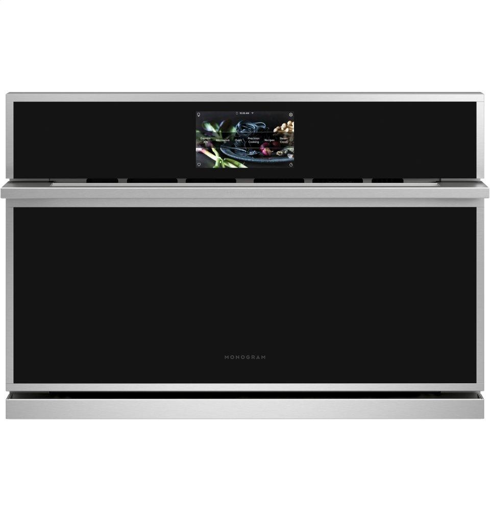 """MonogramMonogram 30"""" Smart Five In One Wall Oven With 120v Advantium® Technology"""