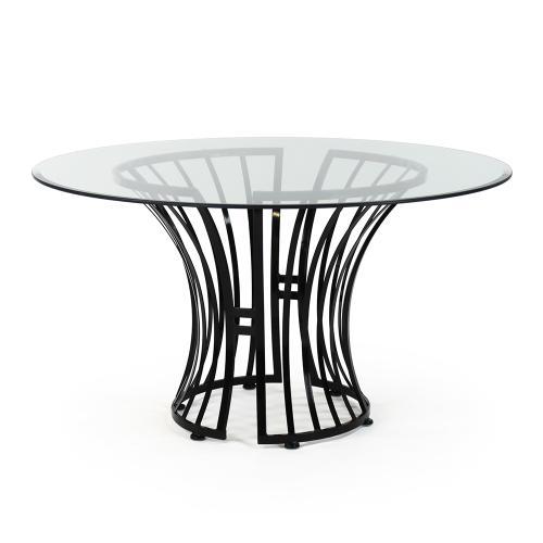 Johnston Casuals - Genesis Large Round Table Base
