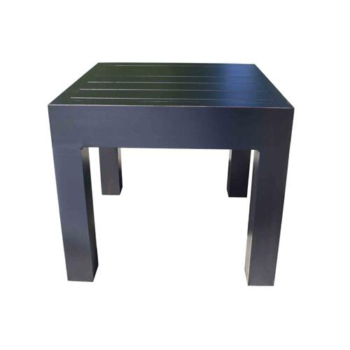 "Lakeview 23"" Square Side Table"