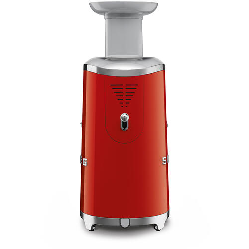 Slow juicer, Red