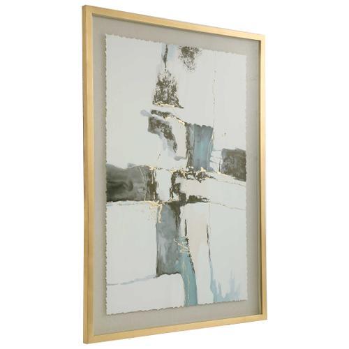 Uttermost - Crosswalk Framed Print