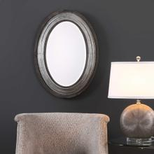 Galina Oval Mirror