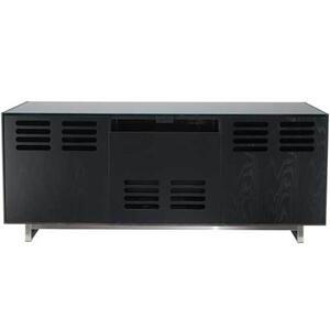 "Charcoal AV Stand For TVs up to 70"" and 150 lbs / 68 kg"