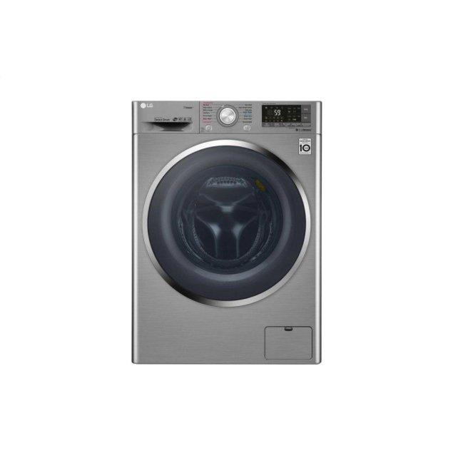 LG Appliances 2.3 cu.ft. Smart wi-fi Enabled Compact All-In-One Washer/Dryer