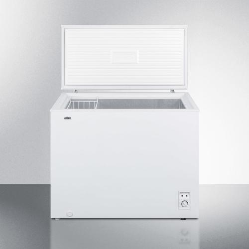 7 CU.FT. Residential Chest Freezer In White
