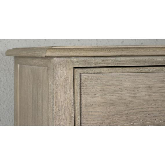 Riverside - Talford Natural - Five Drawer Chest - Natural Finish