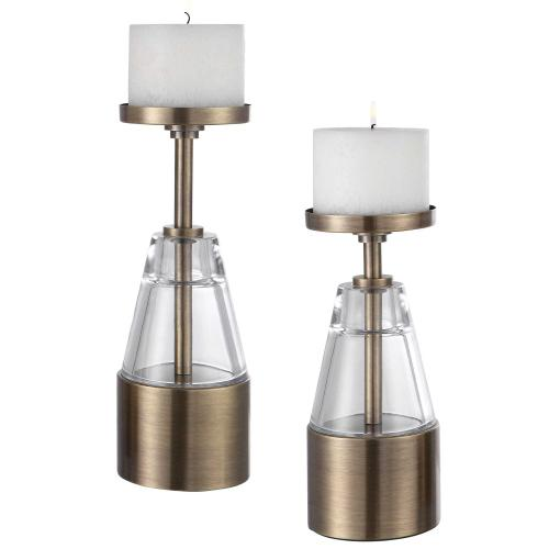 Product Image - Theirry Candleholders, S/2
