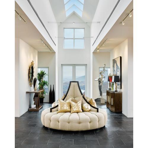 Mirage Round Sofa