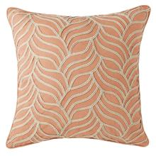 See Details - Retired Bryce Pillow, TERRACOTTA, 22X22