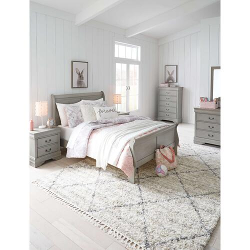 Kordasky Full Sleigh Bed