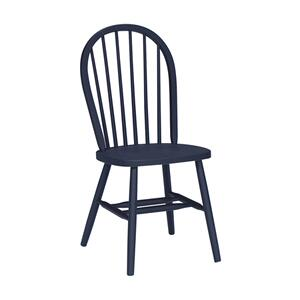 John Thomas Furniture - Windsor Chair in Black