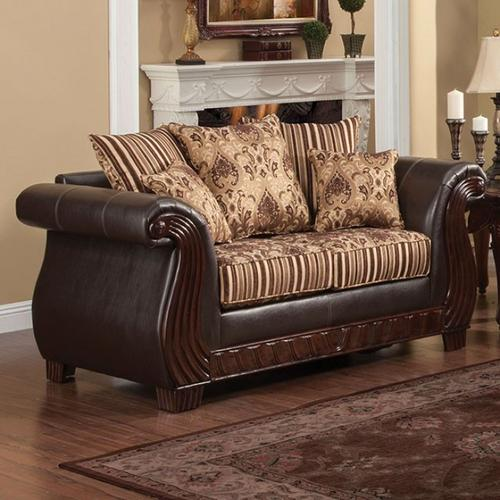 Furniture of America - Rutherford Love Seat