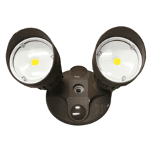 See Details - Exterior-light LED Led-exterior-light LEDFLOOD2BRWNAC20W3K