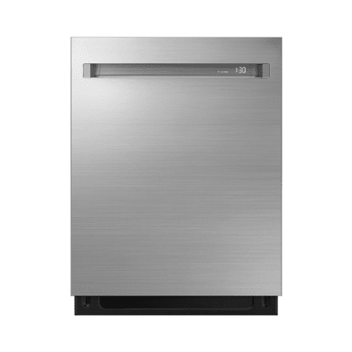 Dacor - Silver Stainless Steel Dishwasher