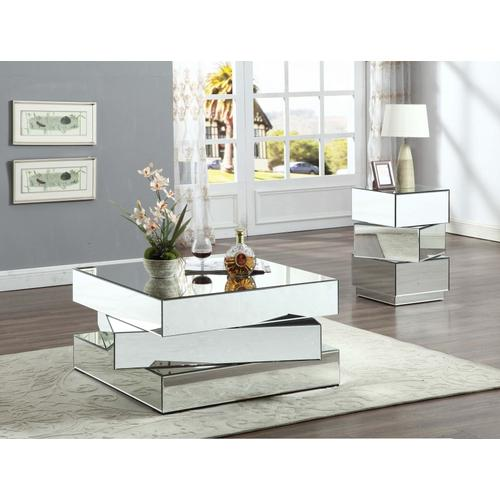 """Haven Coffee Table - 39.5"""" W x 39.5"""" D x 18.5"""" H"""