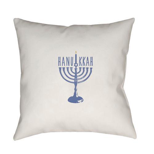 """Hanukkah Menorah HDY-054 18"""" x 18"""""""