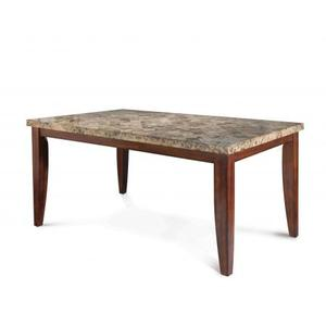Montibello 70 inch Marble Top Dining Table