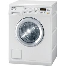 European Standard Capacity W3037 Washing Machine - White enamel Large Capacity