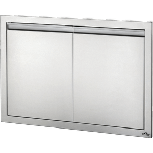 "Napoleon Grills36"" x 24"" Large Double Door , Stainless Steel"