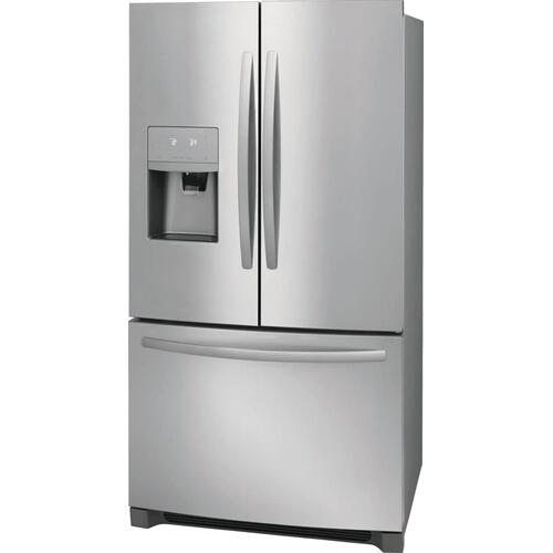 Product Image - Frigidaire 21.7 Cu. Ft. French Door Counter-Depth Refrigerator