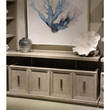 Cascade - Entertainment Console - Dovetail Finish