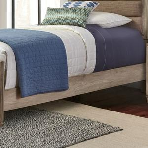 Liberty Furniture Industries - Youth Panel Rails