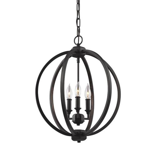 Corinne Medium Pendant Oil Rubbed Bronze
