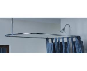 "Rectangular Shower Curtain Frame 24"" x 42"" Product Image"