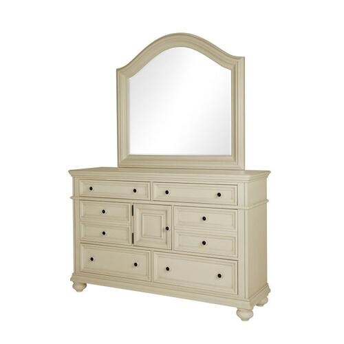 Standard Furniture - Chateau Dresser, French Bisque Finish