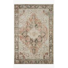 View Product - LEA-03 MH Rust / Charcoal Rug
