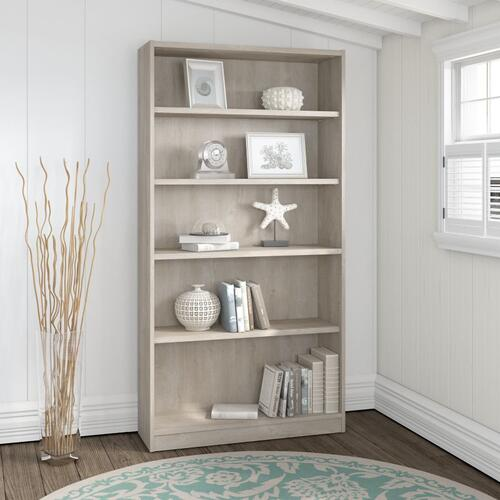 Universal Bookcases 5 Shelf Bookcase