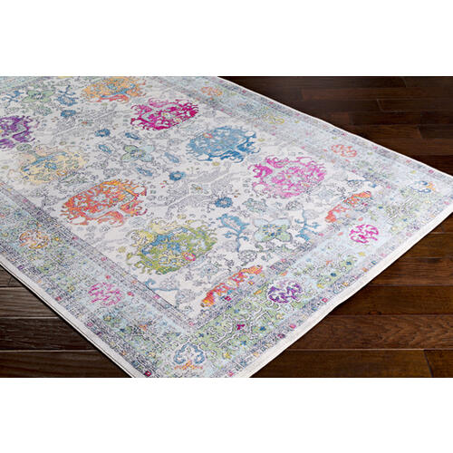"Aura Silk ASK-2308 2'7"" x 7'6"""