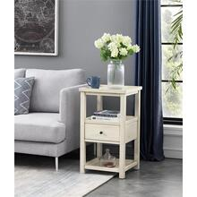 See Details - 1 Drw Accent Table