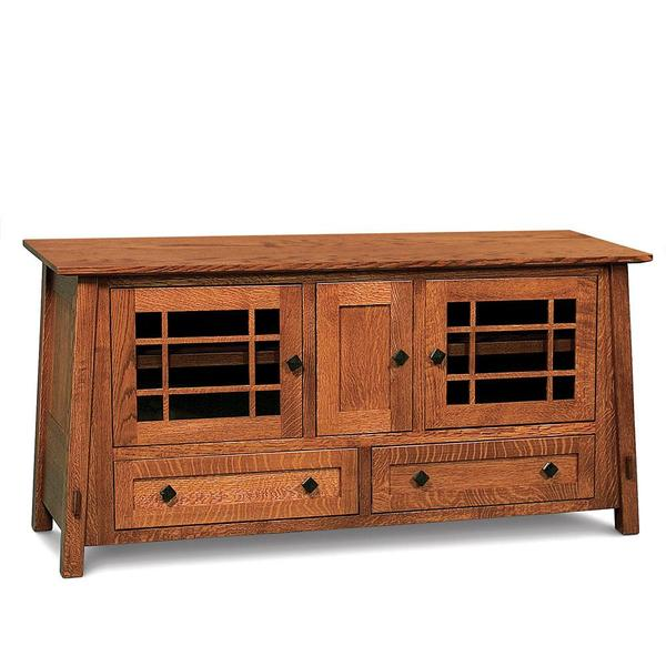 """See Details - McCoy TV Stand, 60""""w x 18""""d x 29 """"h"""