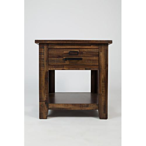 Jofran - Cannon Valley End Table