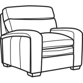 Bixby Leather Chair