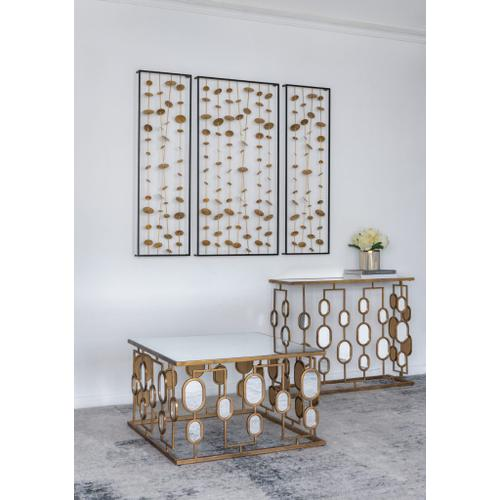 A & B Home - Console Table