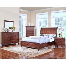 Spring Creek Tobacco Bedroom Collection