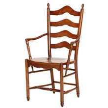 See Details - Deluxe Ladderback Chair