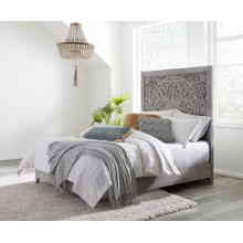 Boho Queen Chic Bed
