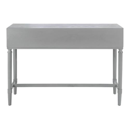 Safavieh - Aliyah 4 Drawer Console Table - Distressed Grey