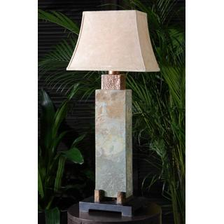 See Details - Slate Tall Table Lamp