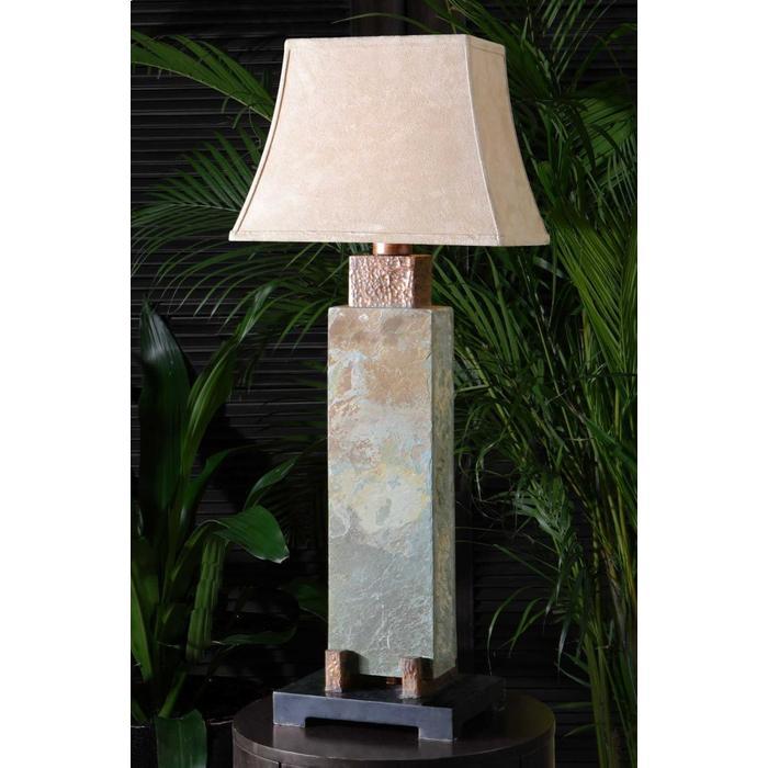 Uttermost - Slate Tall Table Lamp