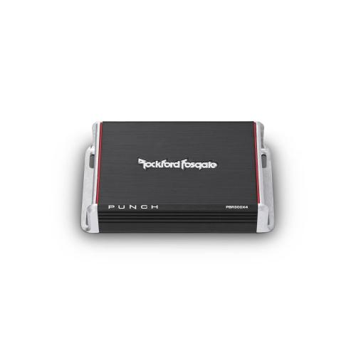 Rockford Fosgate - Punch 300 Watt BRT Full-Range 4-Channel Amplifier