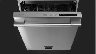 """24"""" Stainless Steel Built-in Dishwasher"""